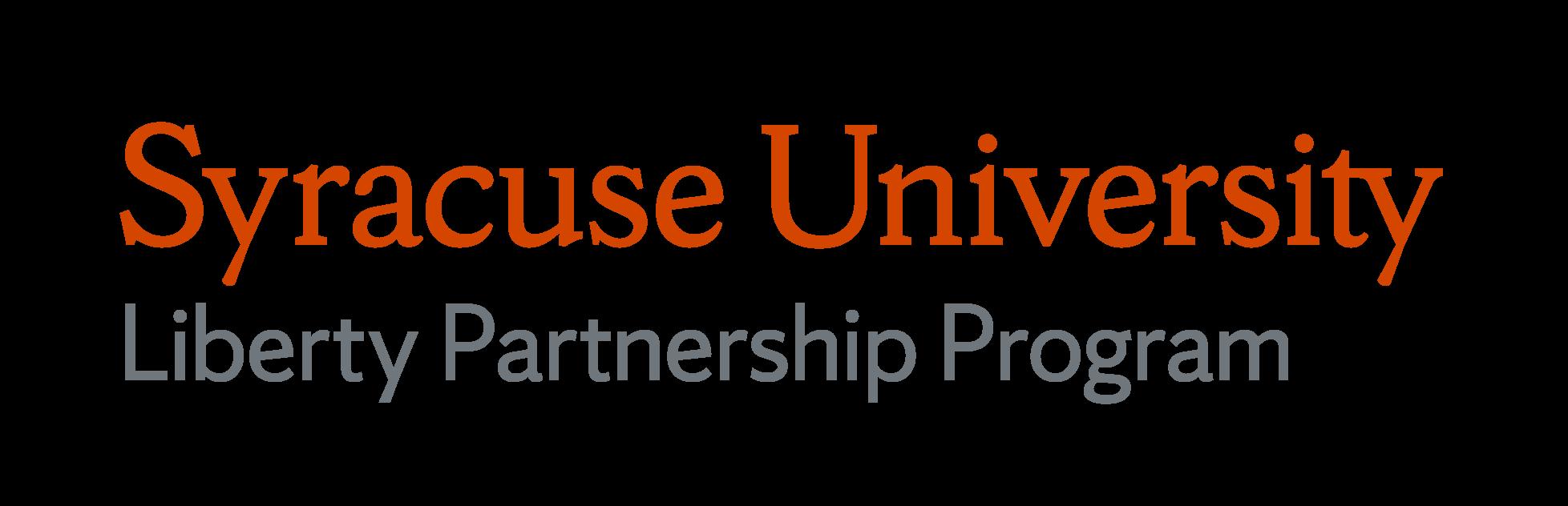 Syracuse University Liberty Partnerships Program